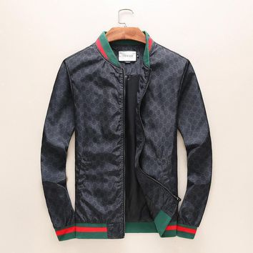 Gucci Cardigan Jacket Coat-12