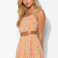 Lucca Couture Chiffon Daisy Dress-