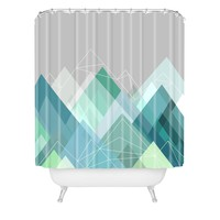 Mareike Boehmer Graphic 107 Y Shower Curtain