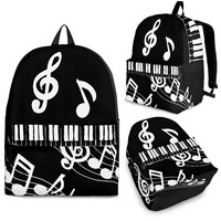 Piano Backpack
