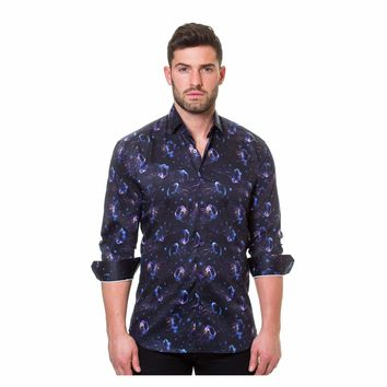 Maceoo shirt - Luxor Jelly Black