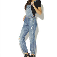 Harmony + Havoc Roll Cuff Overall | Wet Seal