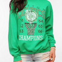 Junk Food Boston Celtics Basketball Sweatshirt