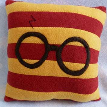 Harry Potter Throw Pillow 12x12 PLACE YOUR ORDER