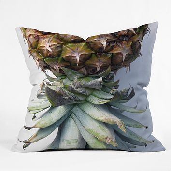 Deb Haugen Pineapple 2 Throw Pillow