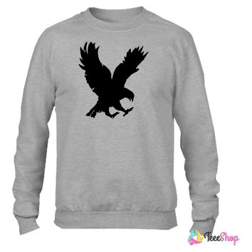 Eagle_ Crewneck sweatshirtt