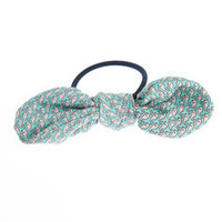 Shop Hair Accessories: Vineyard Whale Hair Knot for Women - Vineyard Vines