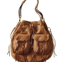 Jordana Leather Hobo