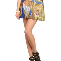 Disney Beauty And The Beast Skirt