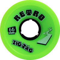 Abec11 Zigzags 66Mm 80A Lime