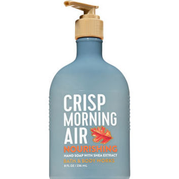 CRISP MORNING AIRHand Soap with Shea Extract