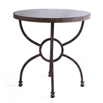 Bliss Studio Orb Iron Side Table