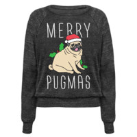 MERRY PUGMAS PULLOVERS