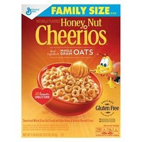 Cheerios Honey Nut Breakfast Cereal - 21.6oz - General Mills