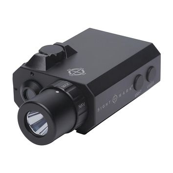 Sightmark LoPro Mini Combo Flashlight and Green Laser Sight (SM25012)
