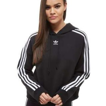 adidas Originals Cropped California Hoodie | JD Sports