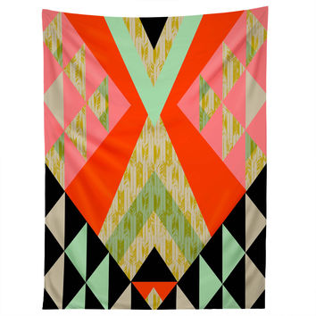 Pattern State Arrow Quilt Tapestry