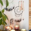 Magical Thinking Double Star Dreamcatcher-