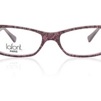Lafont Damoiselle c.713 glasses, Lafont eyeglasses,  Eyewear, Eyeglass Frames, Designer Glasses, Boston Magazine Best of Boston Eyeglasses - VizioOptic.com