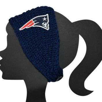 Patriots Knit Headband