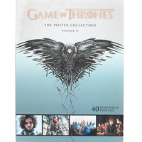 Game Of Thrones: The Poster Collection, Volume II Book