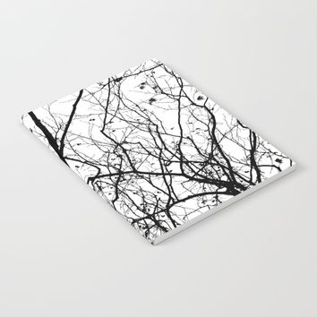 Branches Notebook by ARTbyJWP