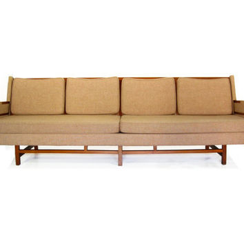 Mid Century Modern Sofa by HousingAuthority on Etsy