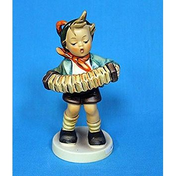 Hummel Accordion Boy Figurine HU445