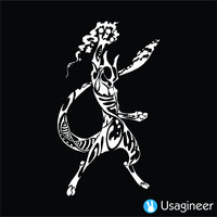 POKEMON MEWTWO GAME DECAL STICKER