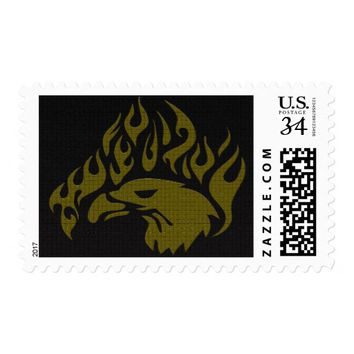 Eagle Postage Stamp