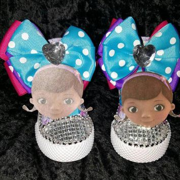 Limited Edition Doc McStuffins Costume Shoe (CONVERSE)