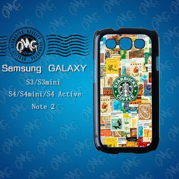 Starbucks,Samsung Galaxy S3 case,Samsung Galaxy S4 case,Samsung Galaxy Note2 case,Samsung Galaxy S4 Active case,S3 mini case,S4 mini case
