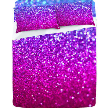 DENY Designs Home Accessories | Lisa Argyropoulos New Galaxy Sheet Set