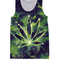Weed Constellation Tank Top