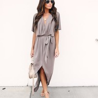 Coco High Low Dress