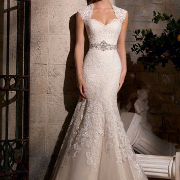 Mori Lee Bridal 2719 Sample Sale Wedding Dress
