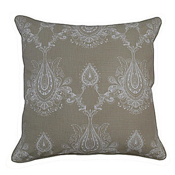 "Noble Excellence Maddox Chandelier 22"" Decorative Pillow - Natural"