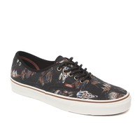 Vans Authentic Tribal Leaders Shoes - Mens Shoes - Black