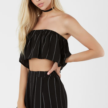 Fine Lining Tube Top