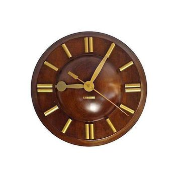 shop mid century modern wall clocks on wanelo. Black Bedroom Furniture Sets. Home Design Ideas