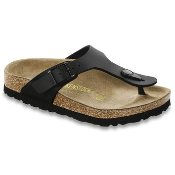 Birkenstock Black Gizeh Sandal - Beauty Ticks