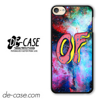 Ofwgkta Of Odd Future Doughnut In Galaxy Nebula DEAL-8128 Apple Phonecase Cover For Ipod Touch 6