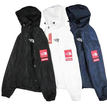 Supreme x The North Face double coat S--XXL