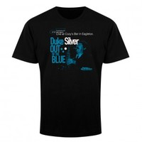 PARKS AND RECREATION DUKE SILVER TOUR DATES T-SHIRT