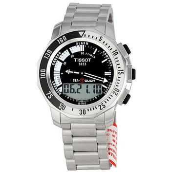 Tissot T-Touch Sea-Touch Mens Watch T026.420.11.051.01