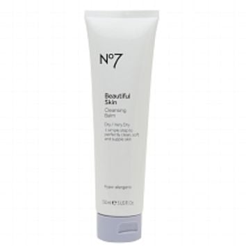 Boots No7 Beautiful Skin Cleansing Balm, Dry / Very Dry | Walgreens