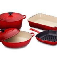 Le Creuset 6-Piece Cookware Set