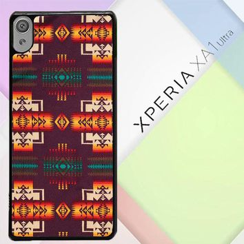 Pendleton Maroon Chief X5090 Sony Xperia XA1 Ultra Case