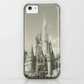 Walt Disney World iPhone & iPod Case by Abigail Ann