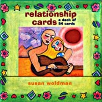 Relationship Cards by Susan Woldman